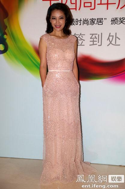 《时尚家居》创刊14周年 魏雪漫献唱颁奖礼
