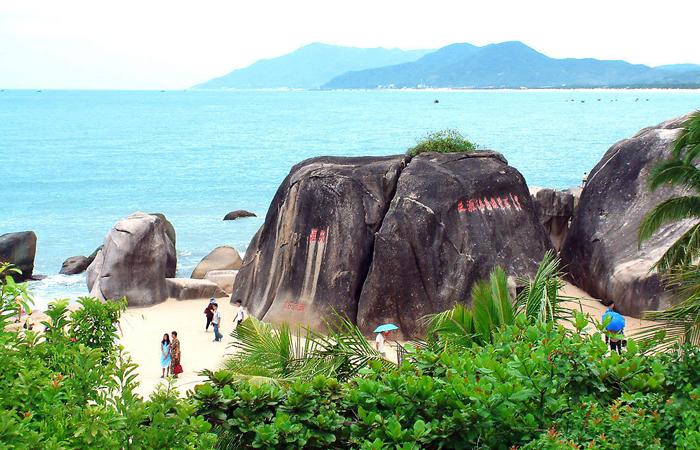 海南省三亚市风景区
