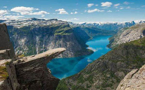畅游斯堪的纳维亚半岛