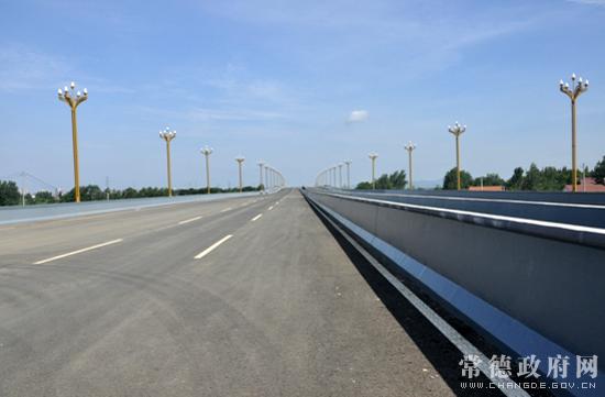 二广高速芦荻山互通连接线主道竣工验收